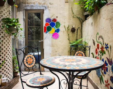 6 cosy outdoor dining spots for an alfresco meal