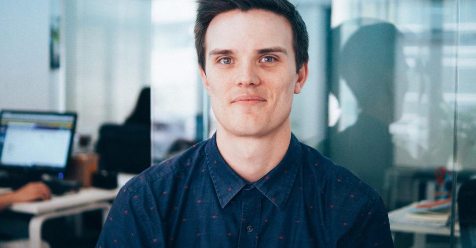 Scott Stiles of Fair Employment Agency. Photo: Alan Pang
