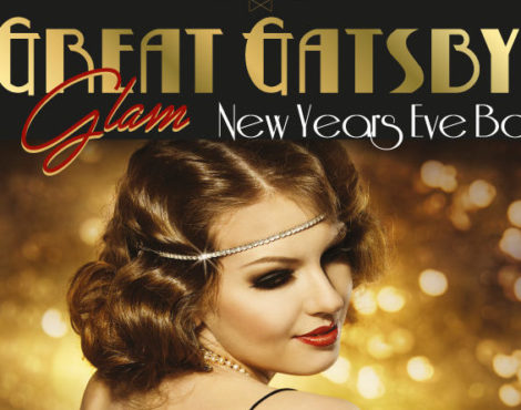 Great Gatsby Glam New Year's Eve Ball Dec 31