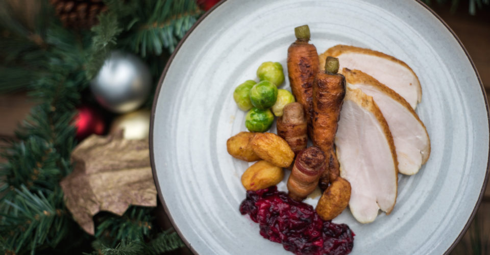 Aberdeen Street Social Christmas meal