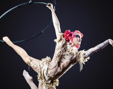 CIRQUE! Duddell's New Year's Eve Party Dec 31