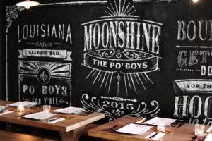 Moonshine & The Po Boys