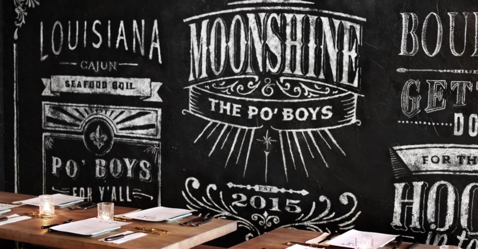 Moonshine & The Po Boys