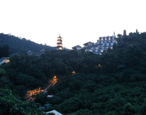 Things That Happen when you live in the New Territories