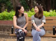 Olive Lee, 27; Rosann Ling, 26