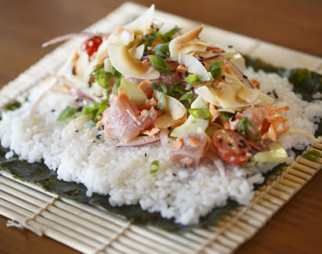 Where to go for Hawaiian poke