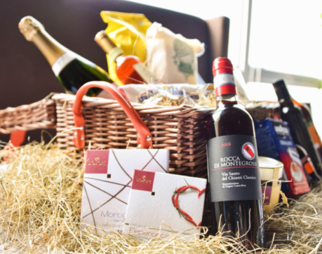 Romantic evening in? Get your goods at Mercato by Giando