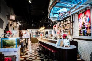 Fishsteria ground floor bar