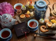 Duddell's x Monica Vinader Afternoon Tea