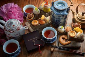 Monica Vinader x Duddell's afternoon tea