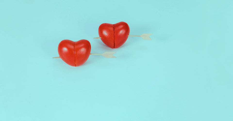 Valentine's Day hearts. Photo: freepik.com