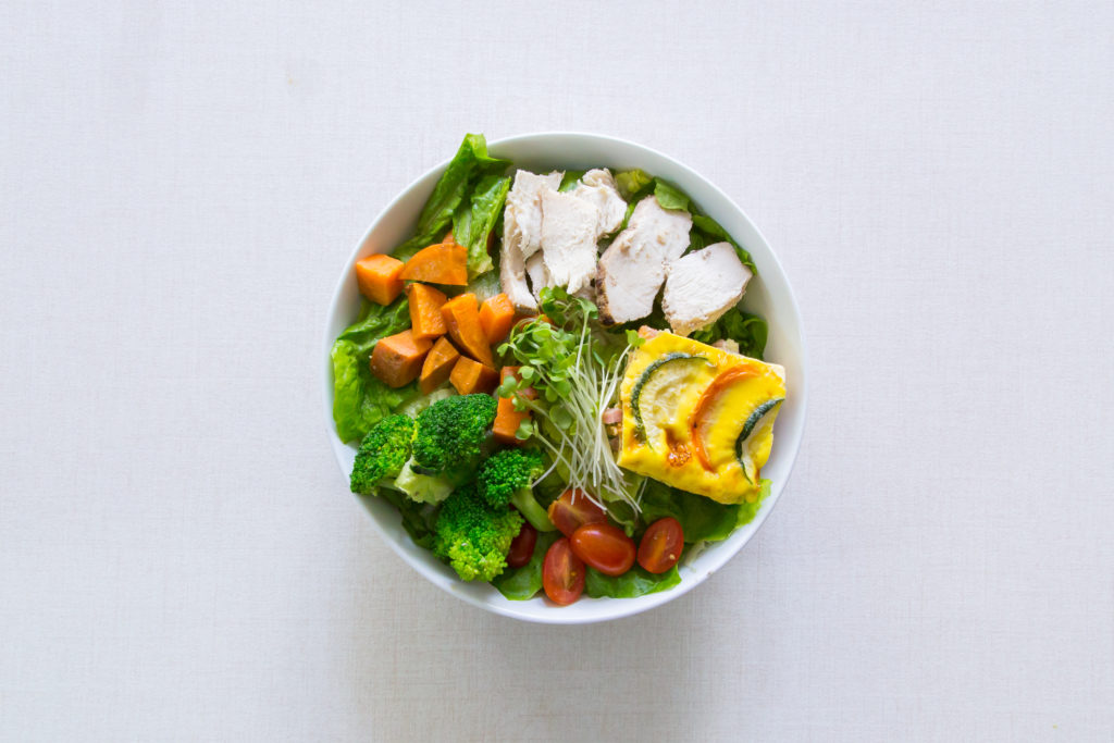 Design Your Own Salad Bowl at Toss & Turn