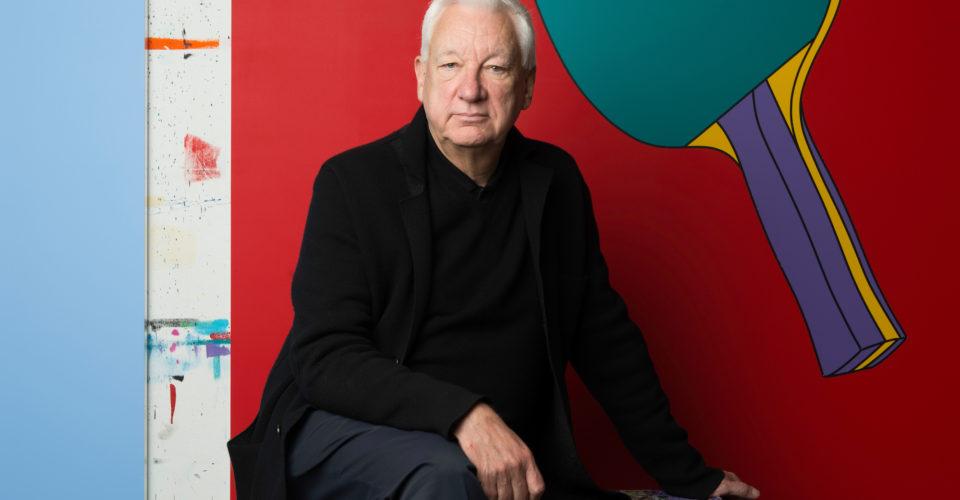 Sir Michael Craig-Martin RA