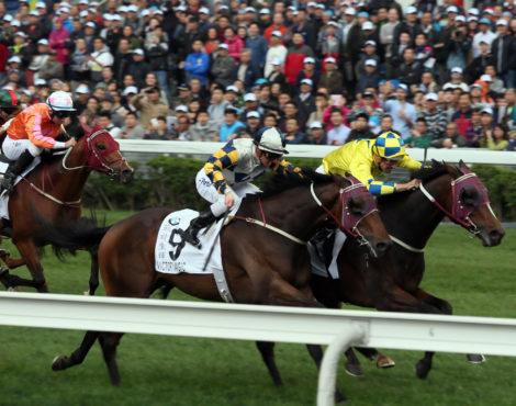 BMW Hong Kong Derby Mar 19