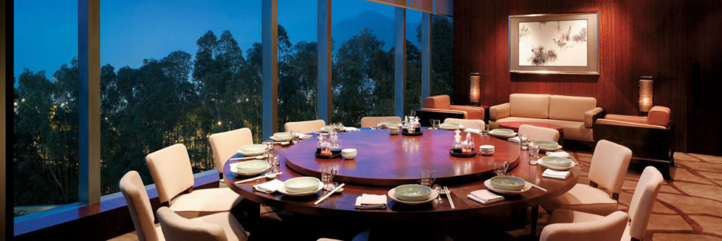 Hyatt Regency Hong Kong Sha Tin Sha Tin 18 Private Dining