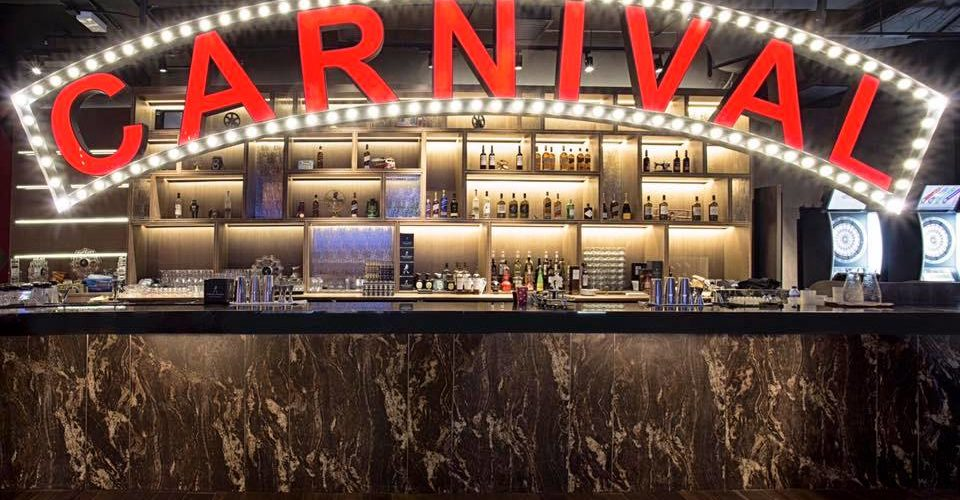 Carnival bar tst