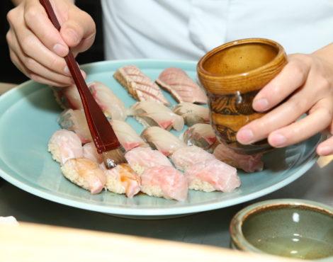 Sushi Man | 鮨文