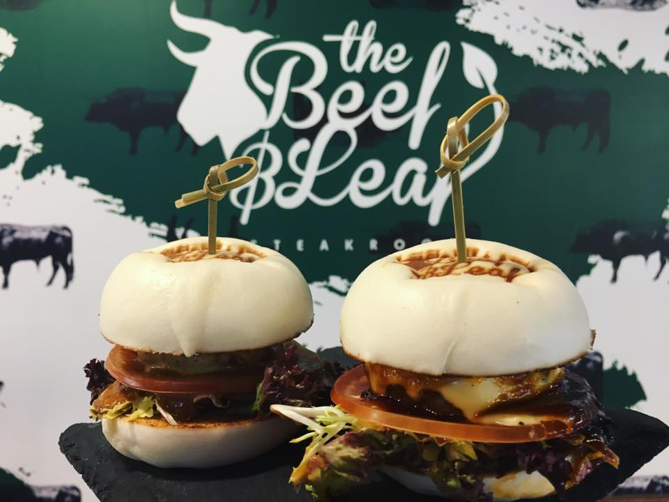 The Beef & Leaf