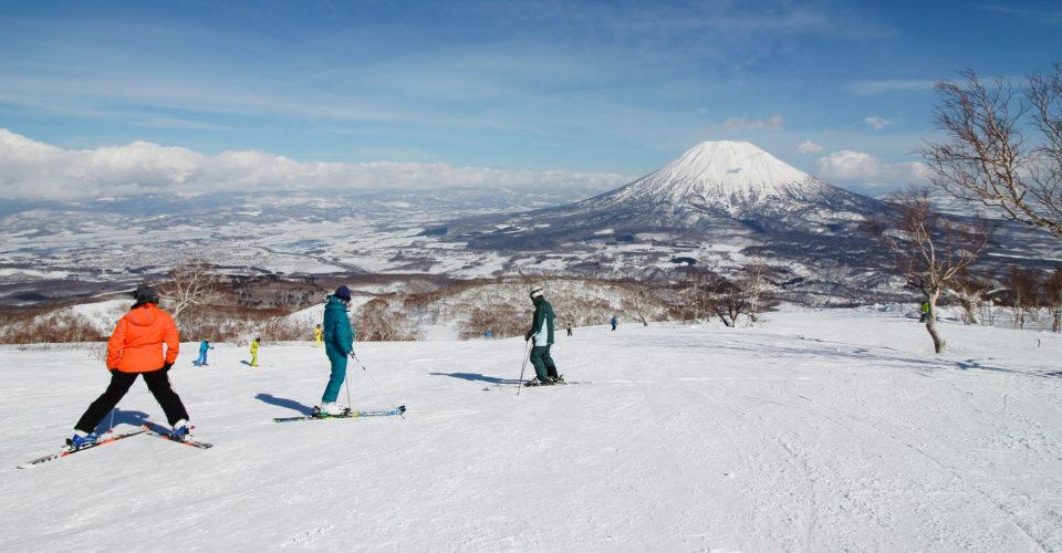 Hirafu Mount Yotei