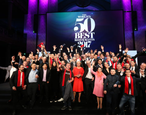 Hong Kong's Amber makes World's 50 Best seven years in a row