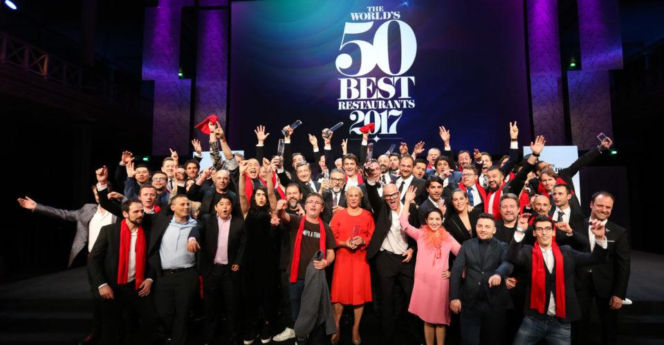 World's 50 Best 2017