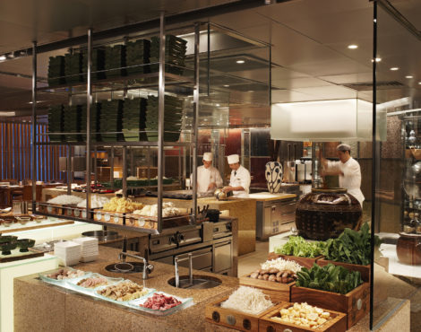 Best Hotel Buffets in Hong Kong