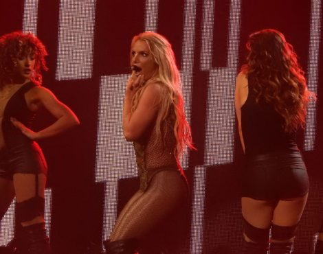 Britney Spears Live in Hong Kong Jun 27
