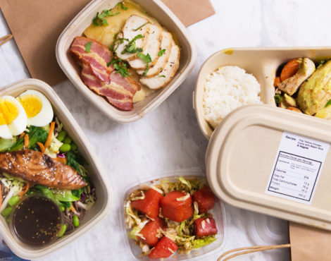 Hong Kong's healthiest meal delivery services