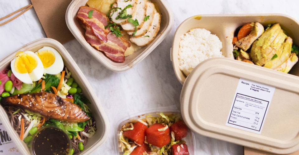 Hong Kongs Healthiest Meal Delivery Services