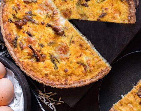 208 serves Italian Easter brunch