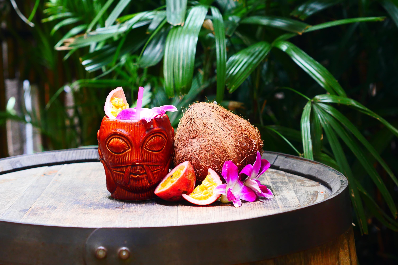 Honi Honi Tiki Lounge's Mango Coco