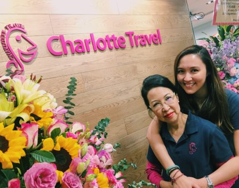 What it's like to run a travel business with your mother