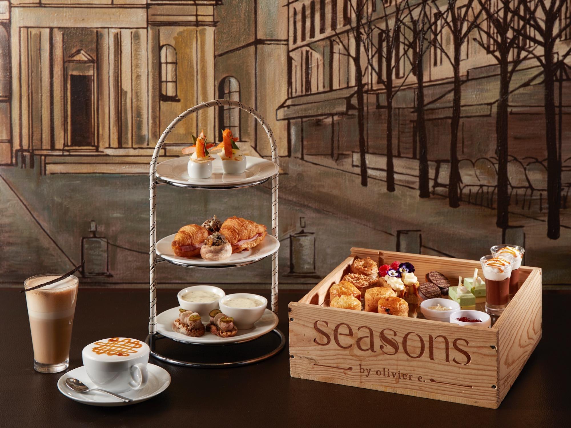 Seasons by Olivier E