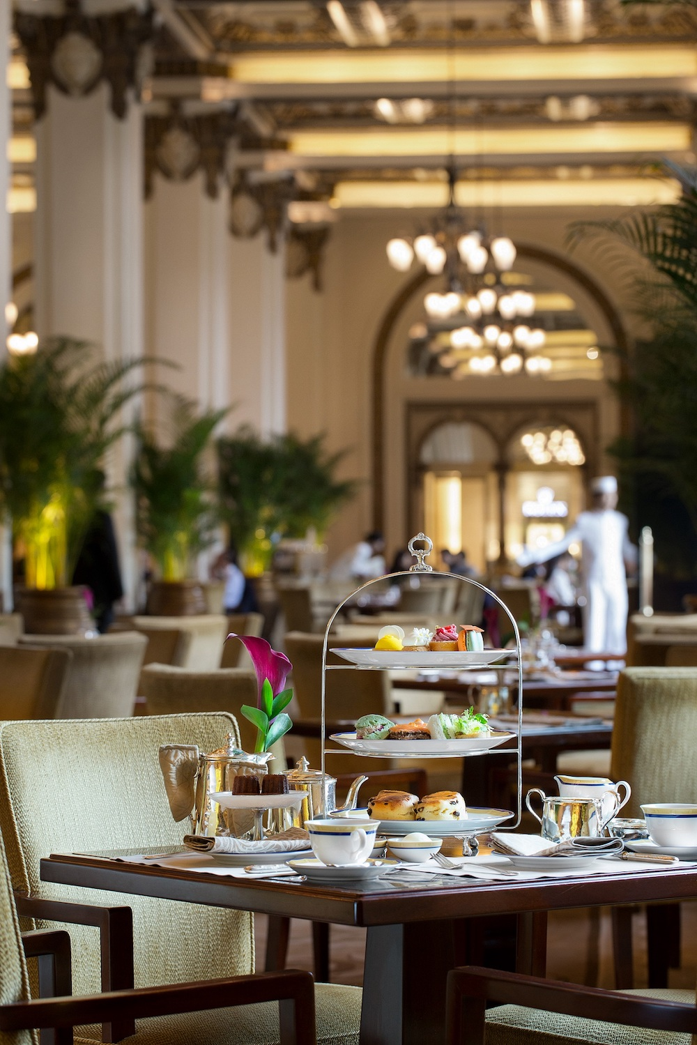 Classic Afternoon Tea in The Lobby, Peninsula