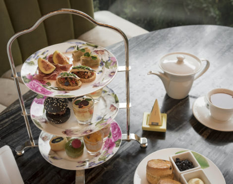 Best Afternoon Teas in Hong Kong