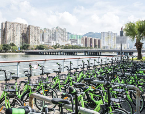 gobee.bike bike-sharing service launches in Hong Kong