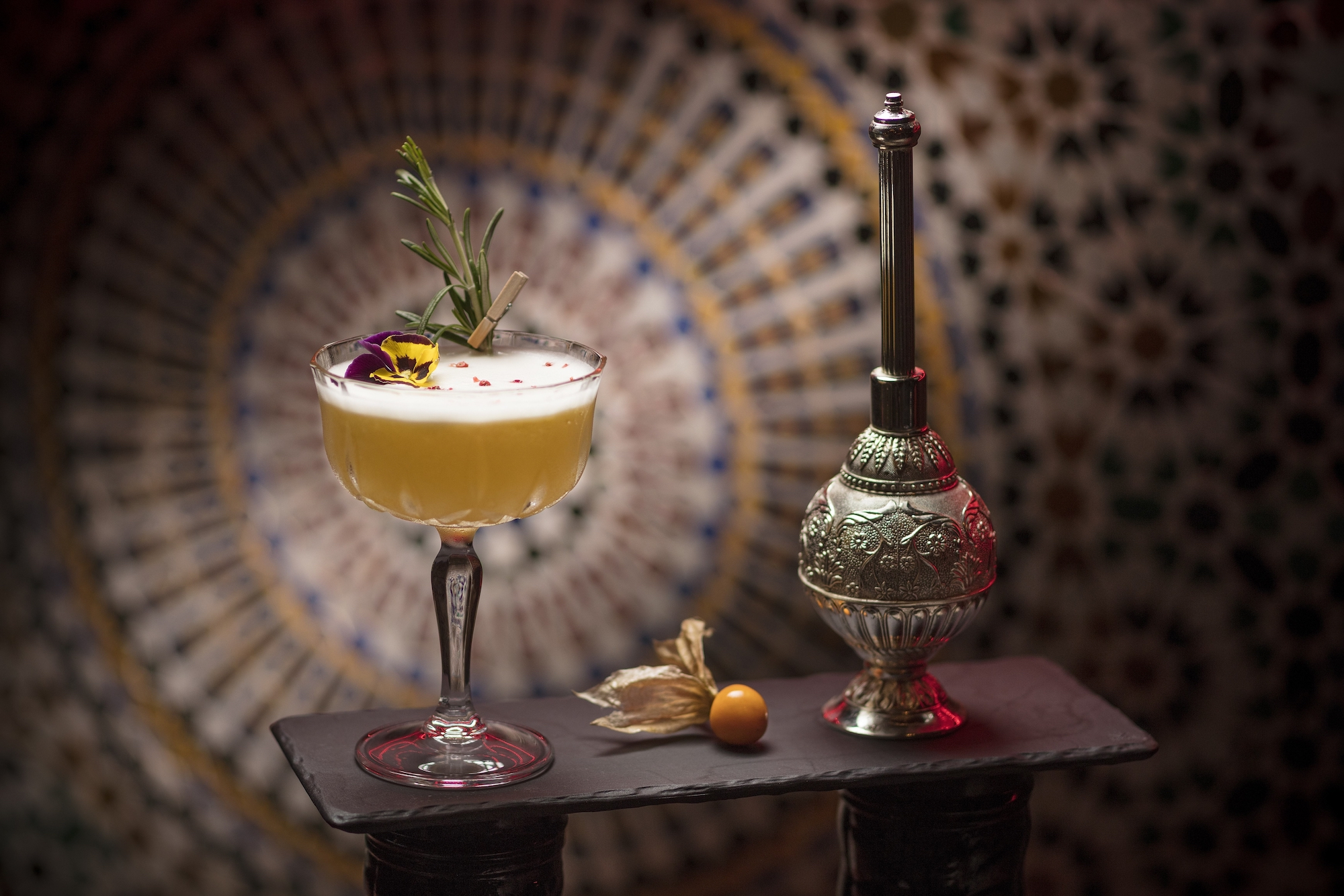 LILYA Moroccan Bar and Lounge