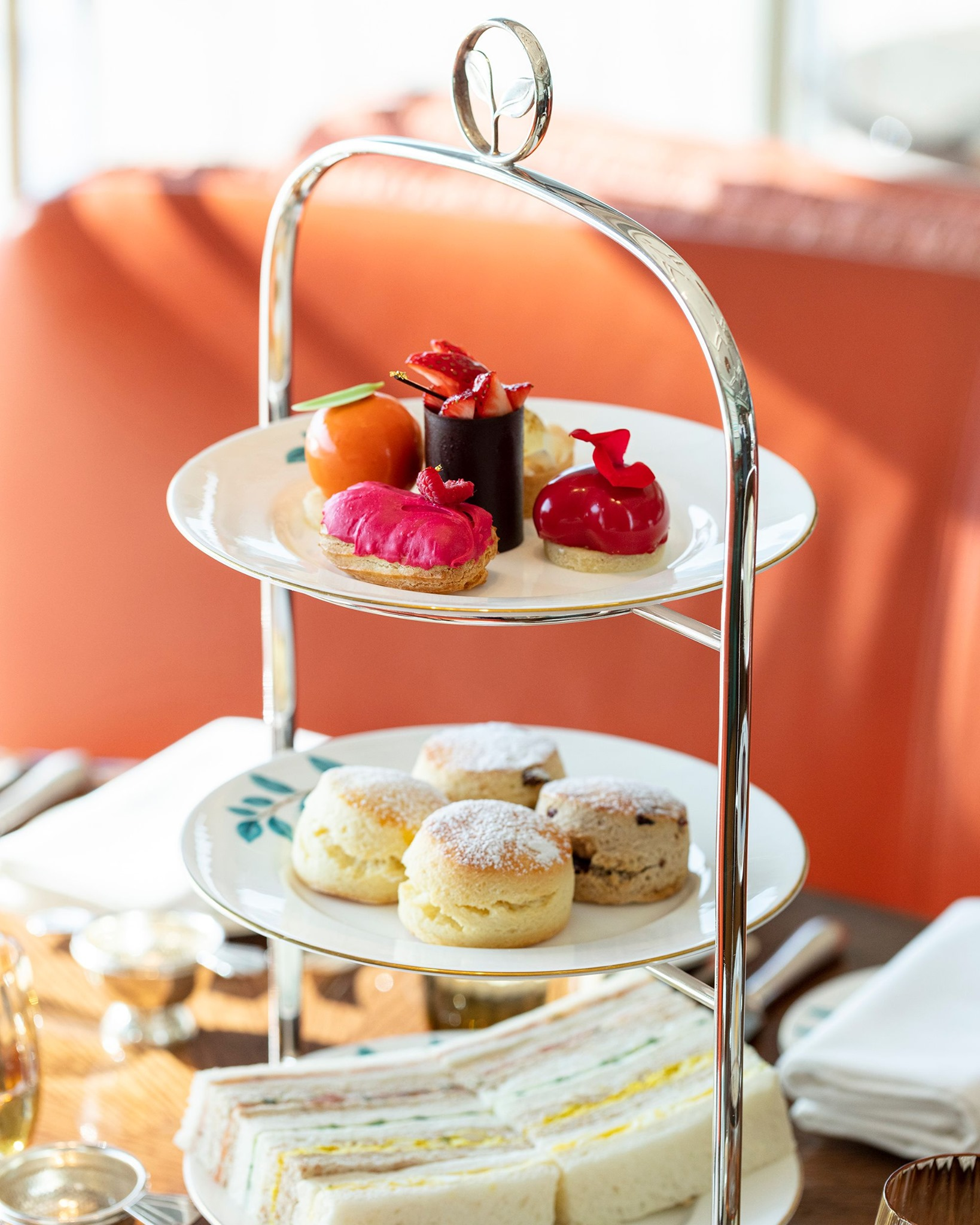 afternoon teas in Hong Kong at 181 fortnum
