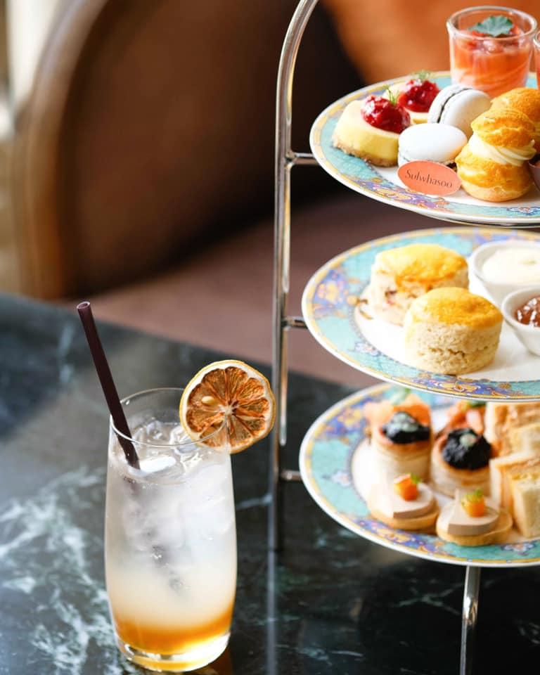 afternoon teas in Hong Kong at madame fu