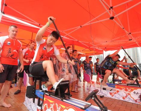 Hong Kong Dragon Boat Carnival June 2-4