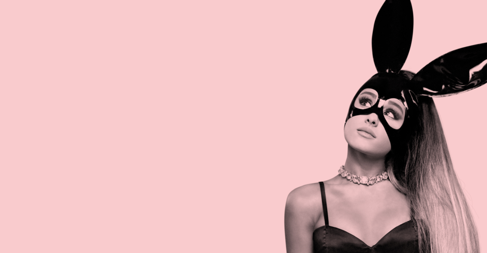 Ariana Grande in Hong Kong. Photo: HK Ticketing