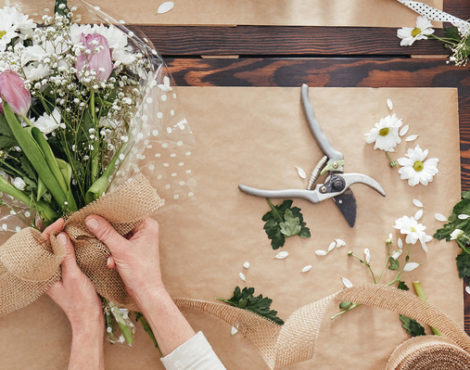 Flower Frenzy delivers bouquets straight to your door
