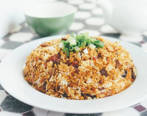 Man Mo Media: Cantonese cooking class and tea pairing