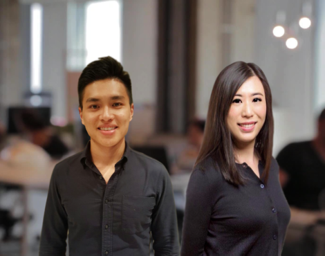 Next Up: Stephanie Ko and Jonathan Cai of iMaibo