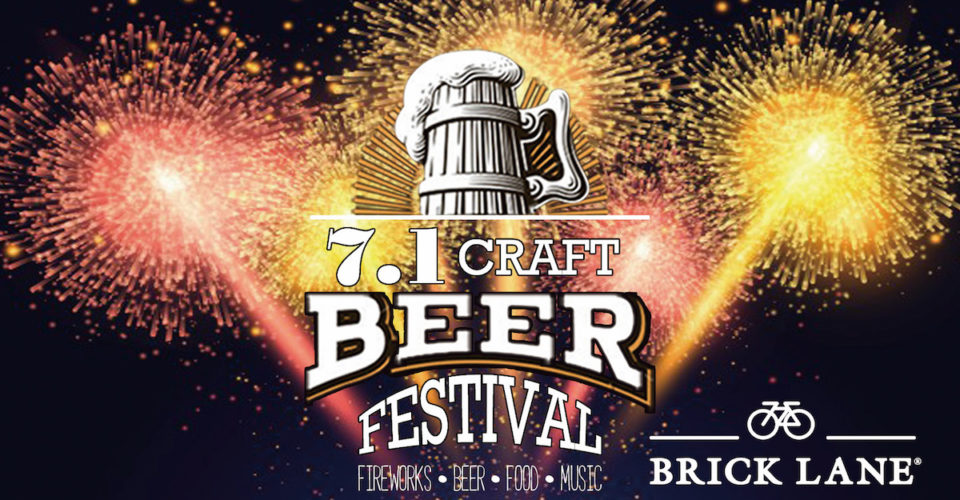 BRICK LANE Craft Beer Festival