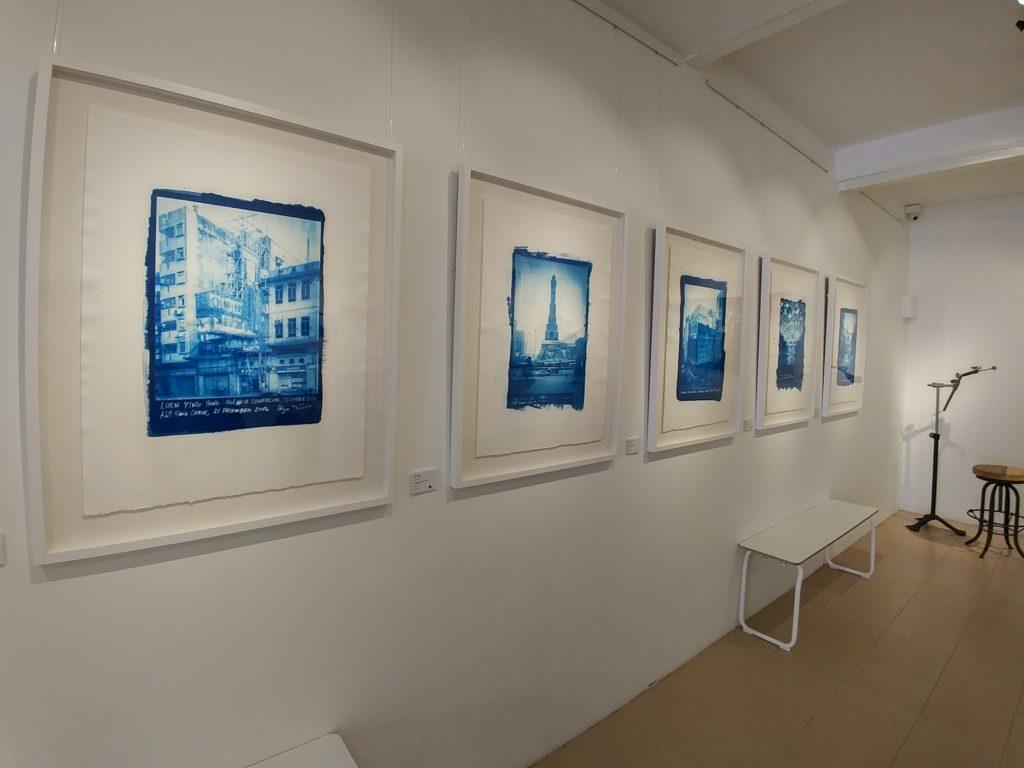 See Macau through the artists' eyes at Taipa Village Art Space.