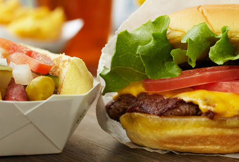 Shake Shack to land in Hong Kong in 2018