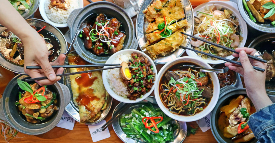 TainanMrBean food top shot