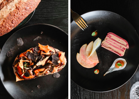 12,000 Francs: black truffles and English beef this August