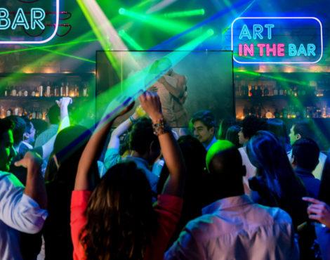 Art in the Bar Sep 14